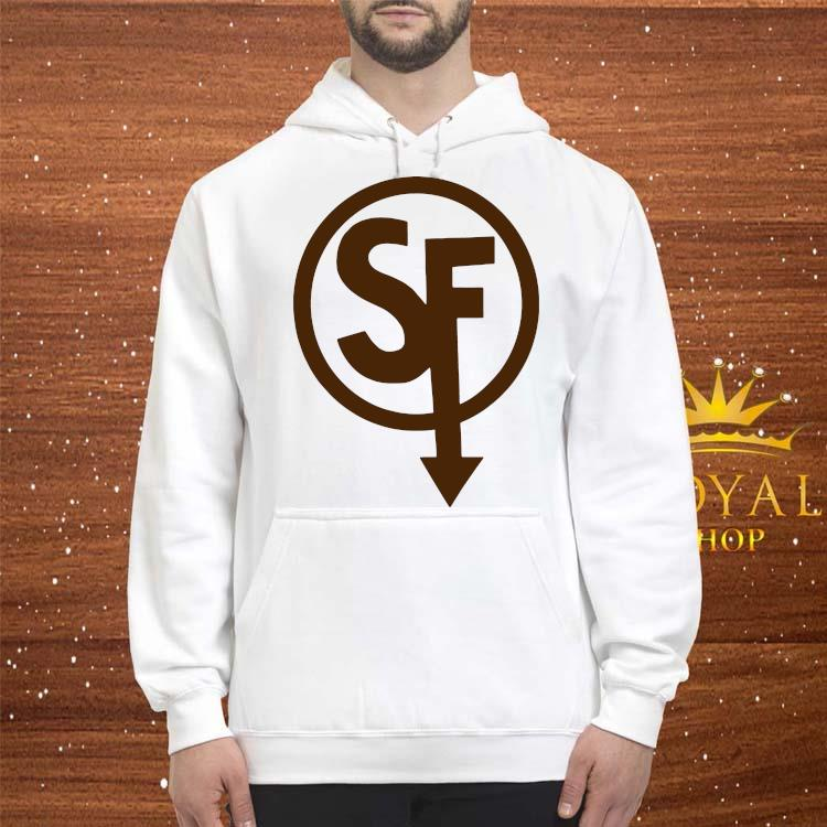 Larry Face Sanity's Fall Larry Shirt hoodie