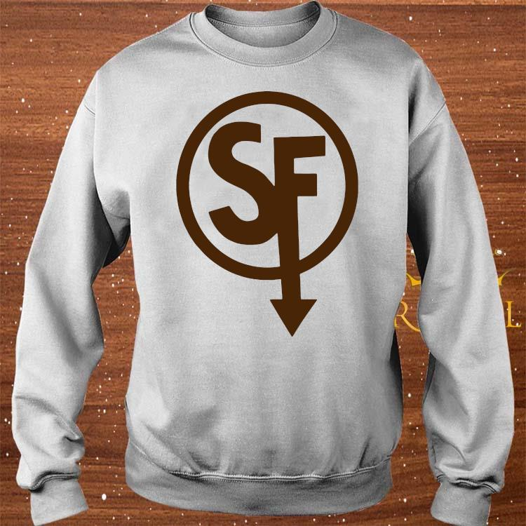 Larry Face Sanity's Fall Larry Shirt sweater