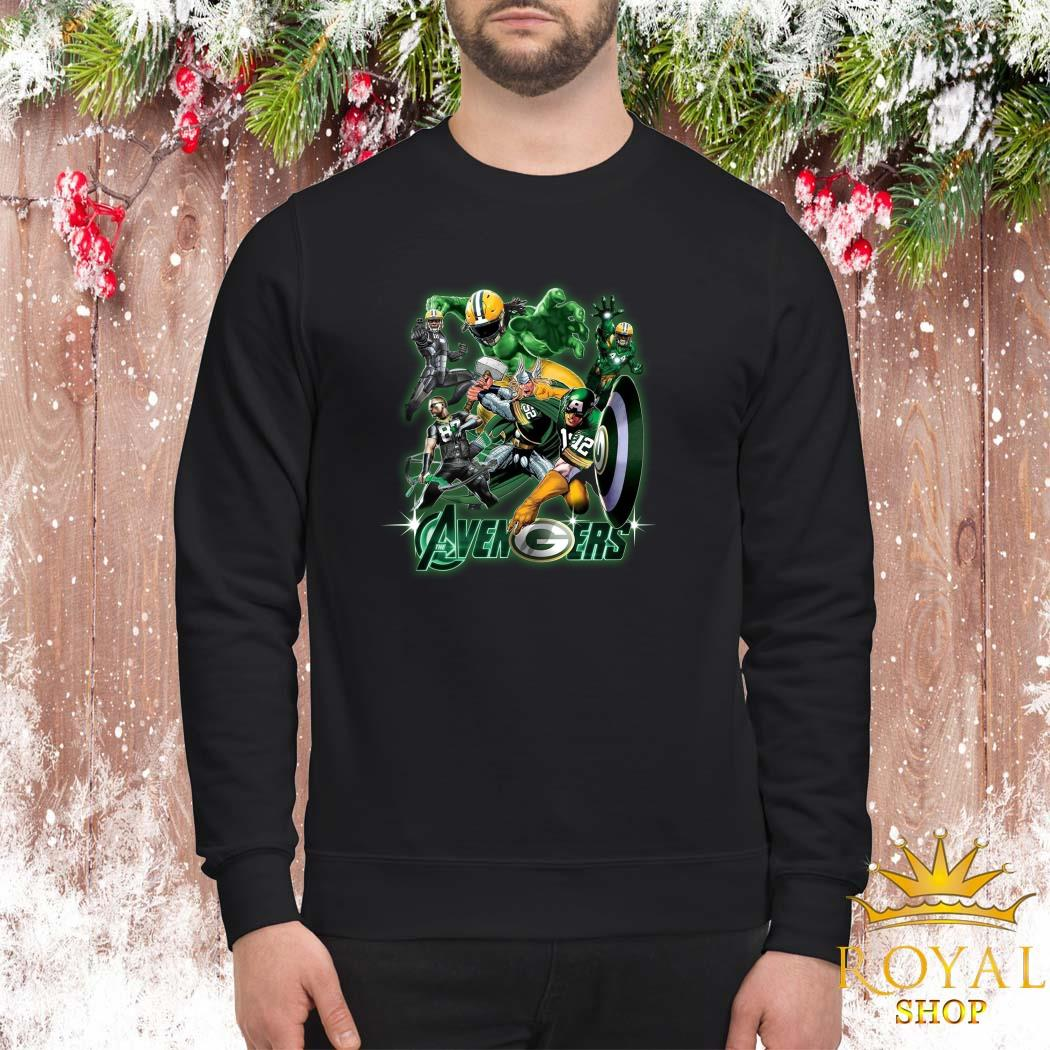 Green Bay Packers The Avengers Sweater
