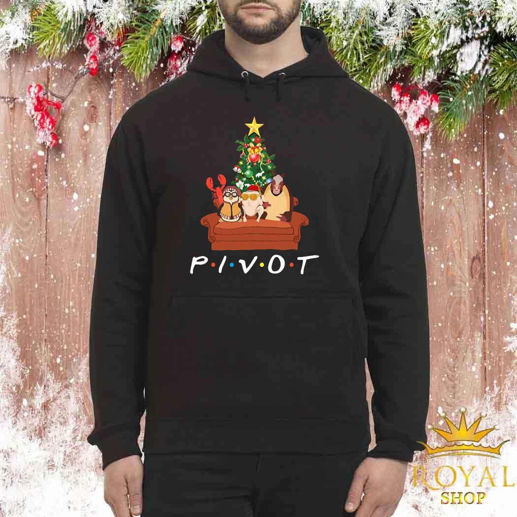 Pivot Friends TV Show Christmas Unisex Hoodie