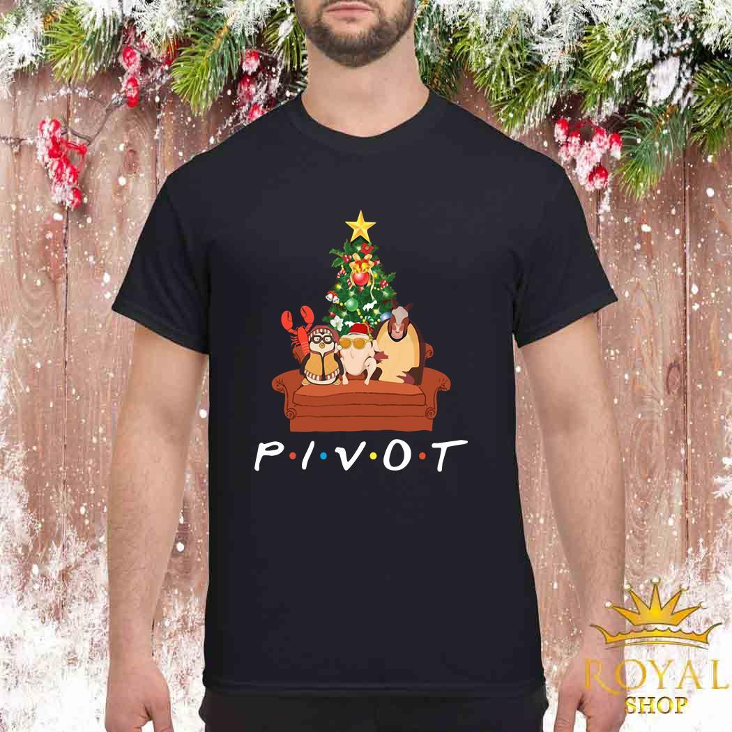 Pivot Friends TV Show Christmas Shirt