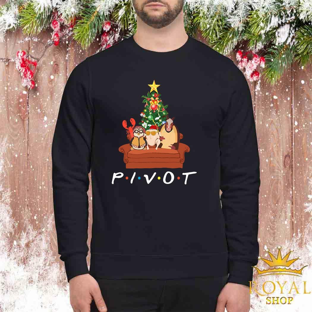 Pivot Friends TV Show Christmas Sweater