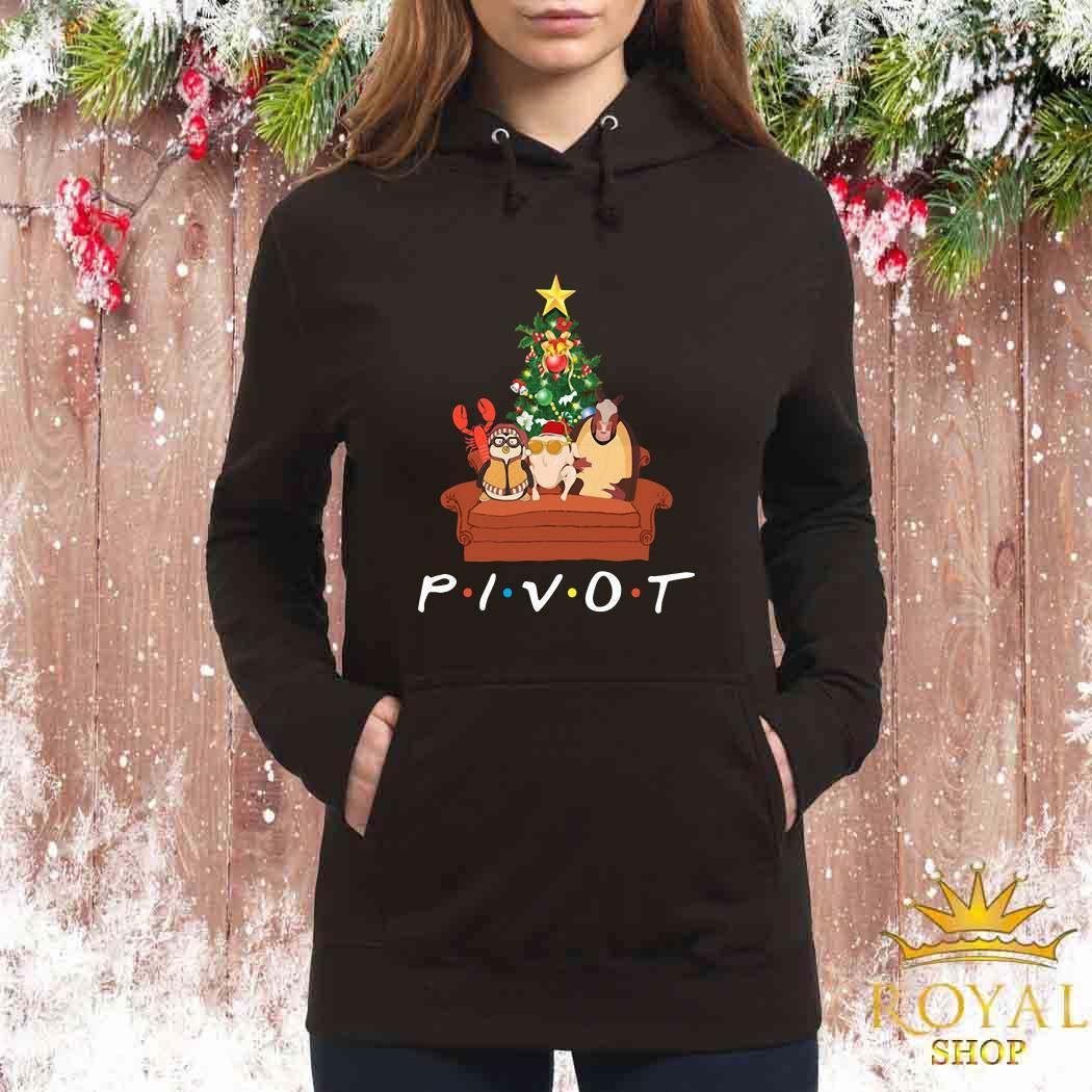 Pivot Friends TV Show Christmas Women Hoodie