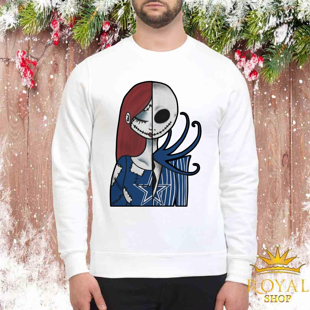 Sally And Jack Dallas Cowboy Sweater