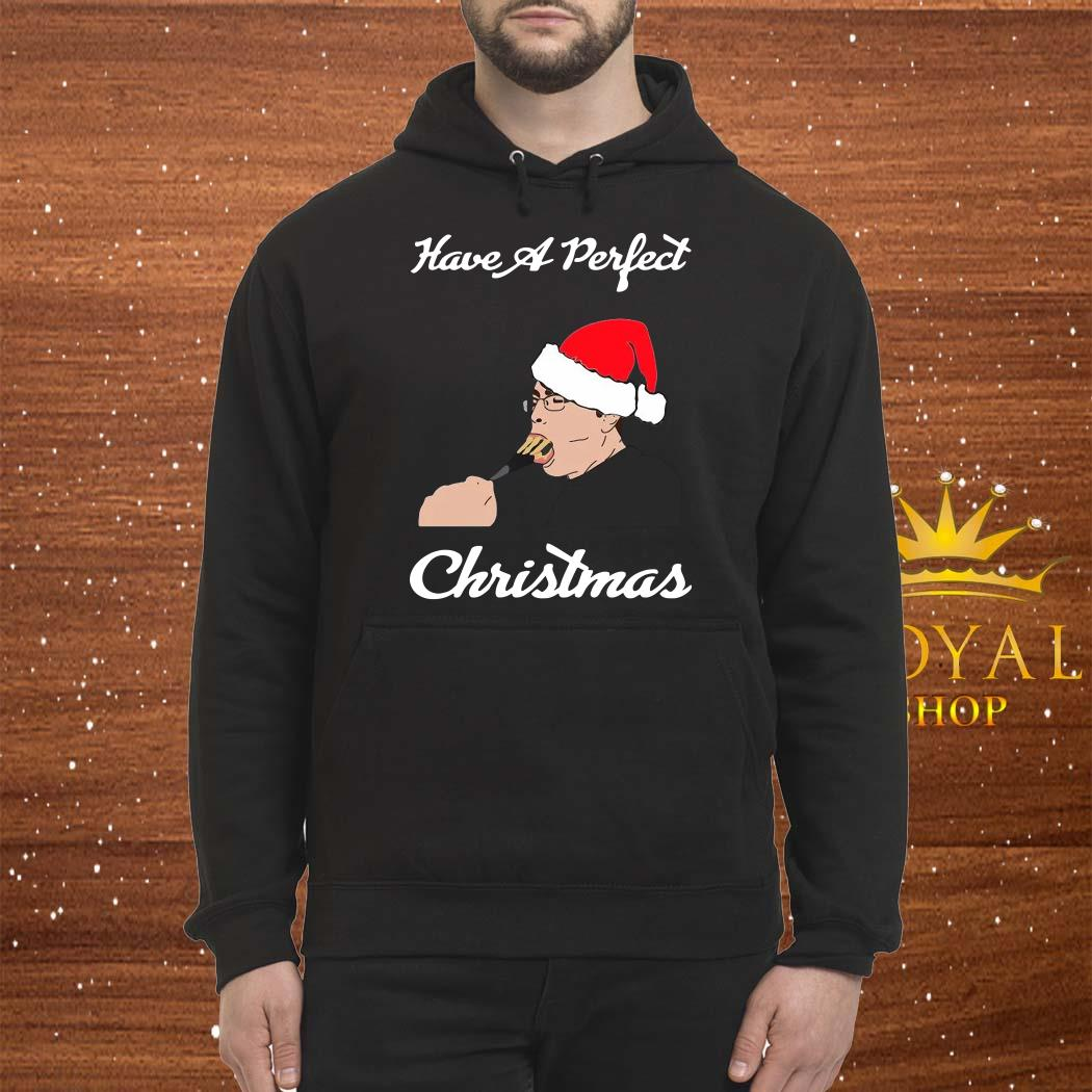 Have A Perfect Christmas Unisex Hoodie