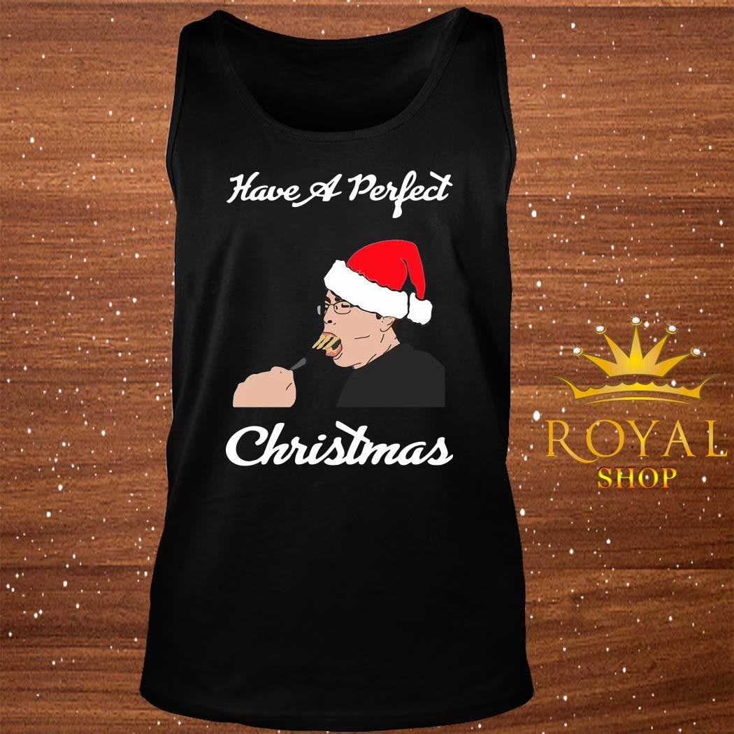 Have A Perfect Christmas tank-top