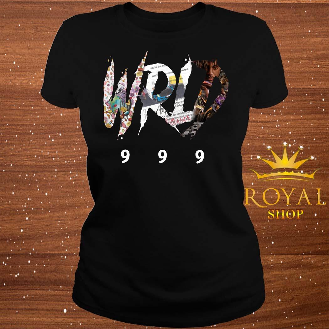 Rip Juice WRLD 999 ladies Tee