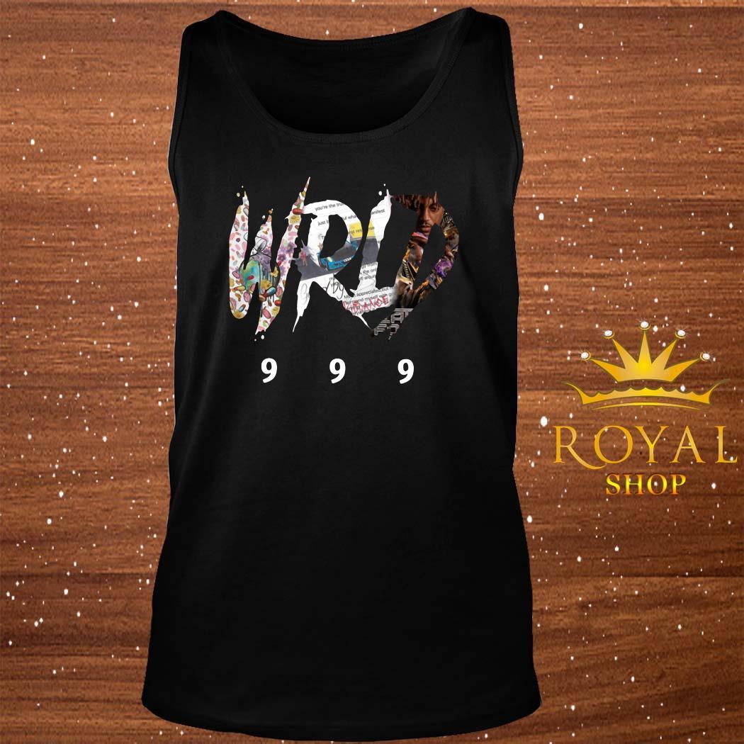 Rip Juice WRLD 999 tank-top
