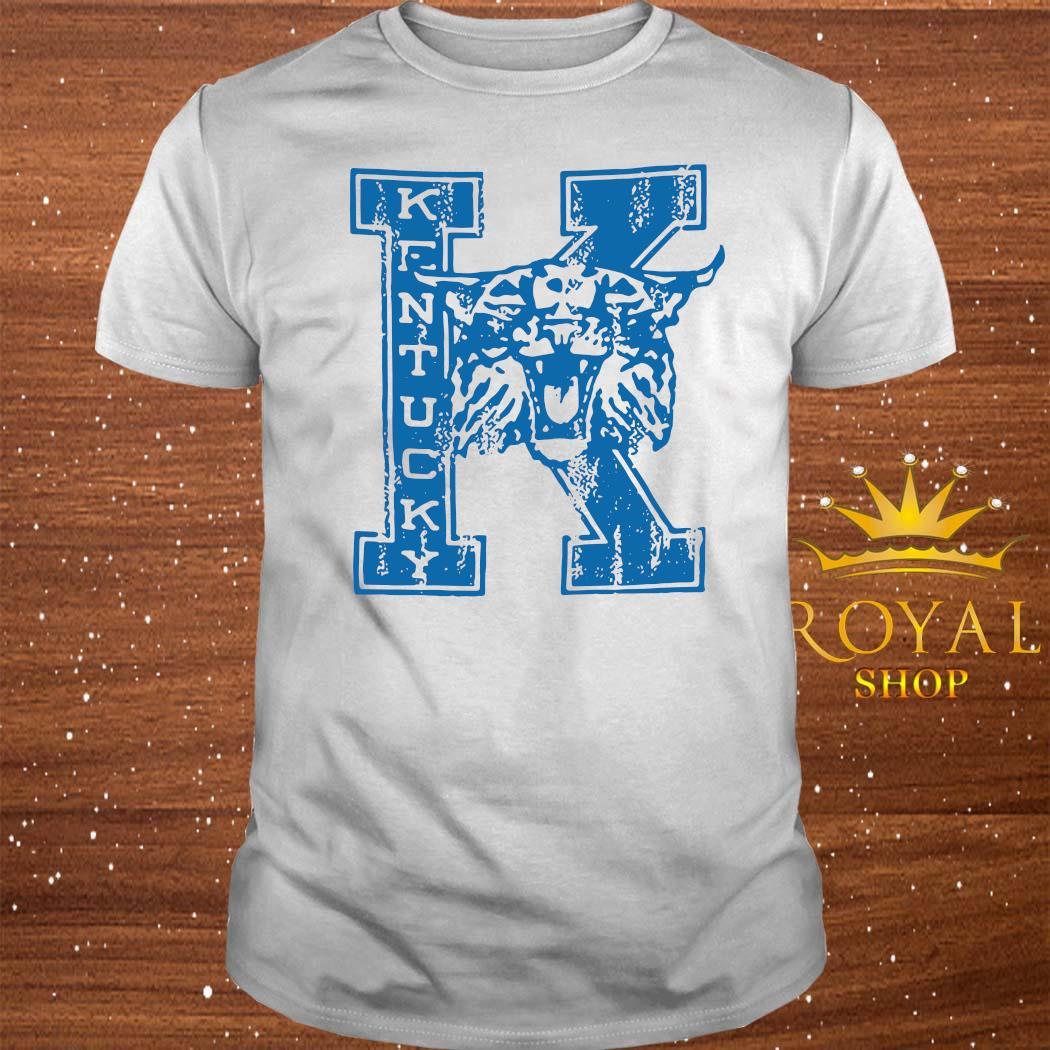 Kentucky The 60's Vintage K Wildcat Shirt