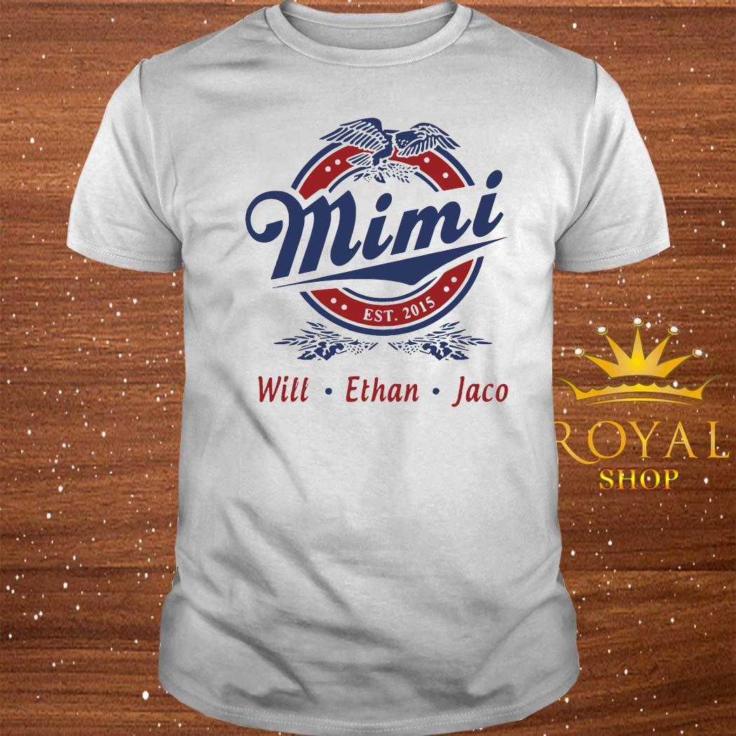 Mimi Will Ethan Jaco Shirt