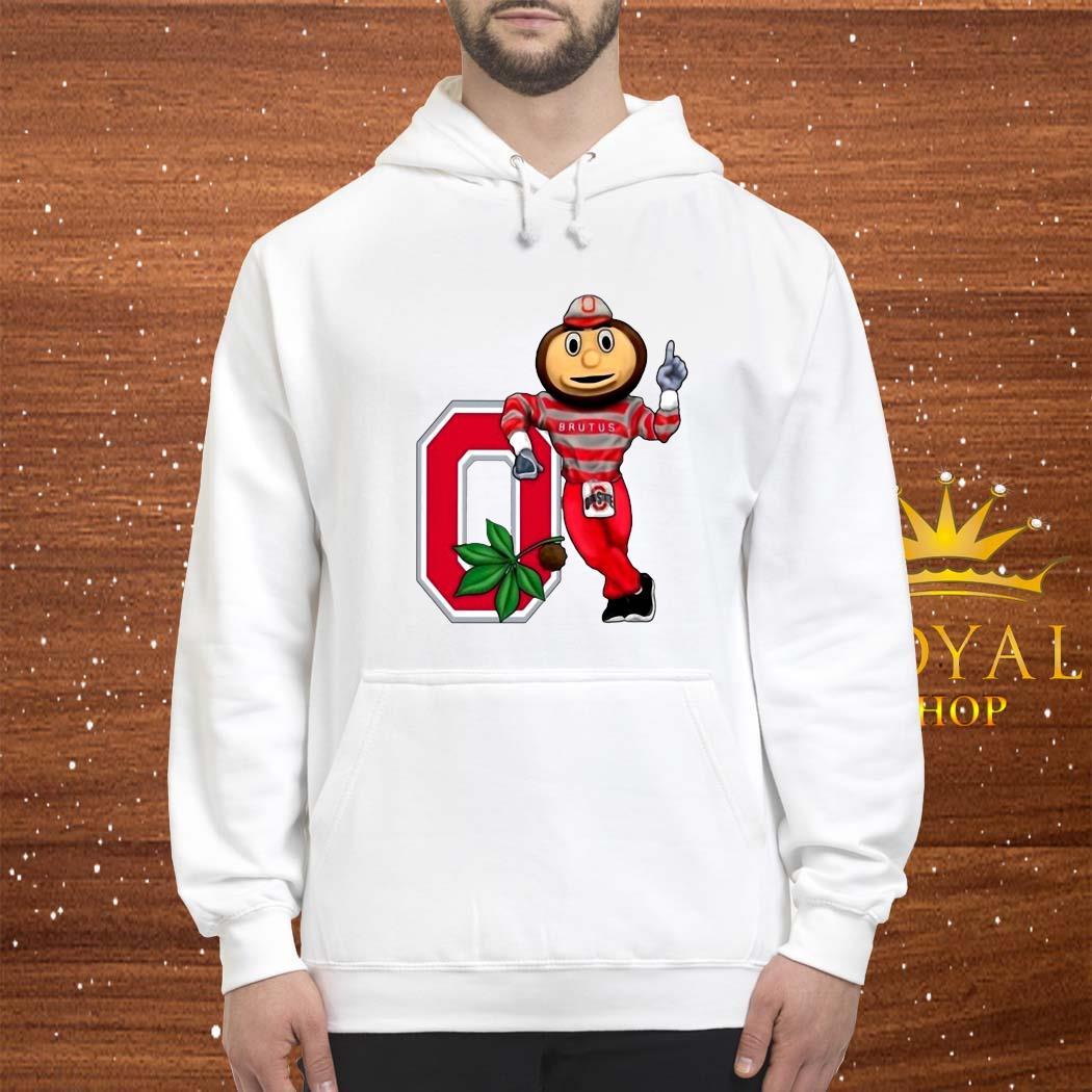 Brutus Buckeye Ohio State Buckeyes Shirt hoodie