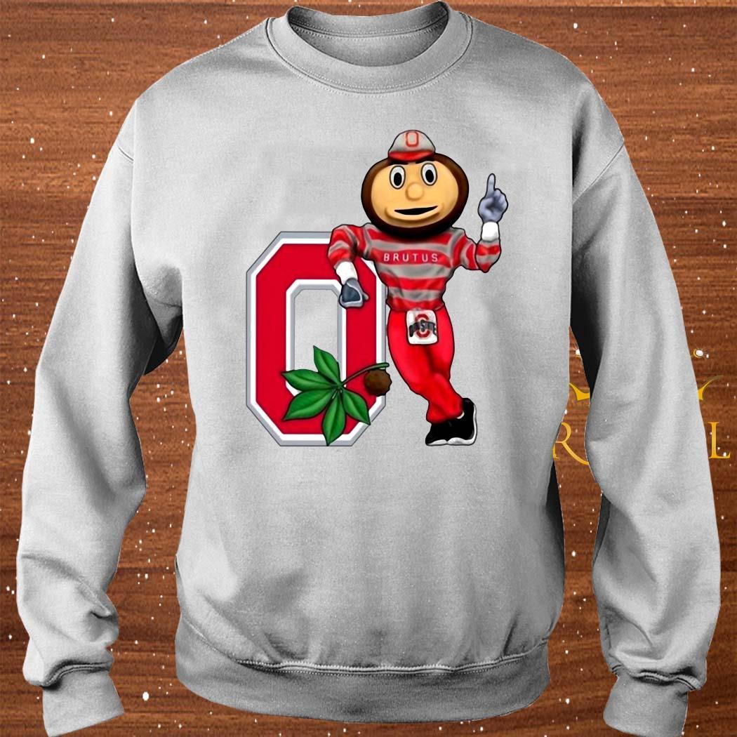 Brutus Buckeye Ohio State Buckeyes Shirt sweater