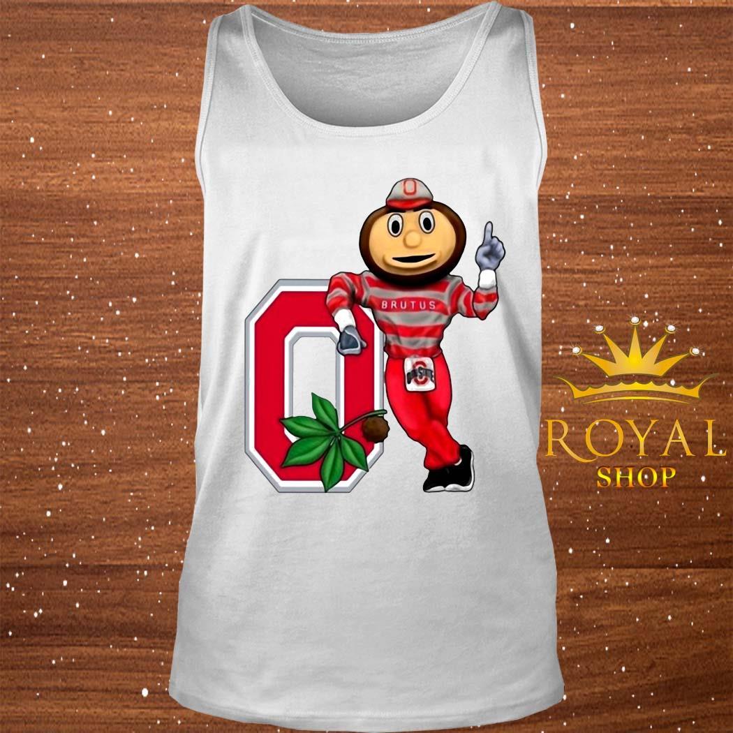 Brutus Buckeye Ohio State Buckeyes Shirt tank-top