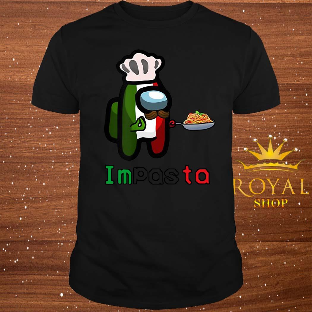 Impasta Italian Us Impostor Essential Shirt