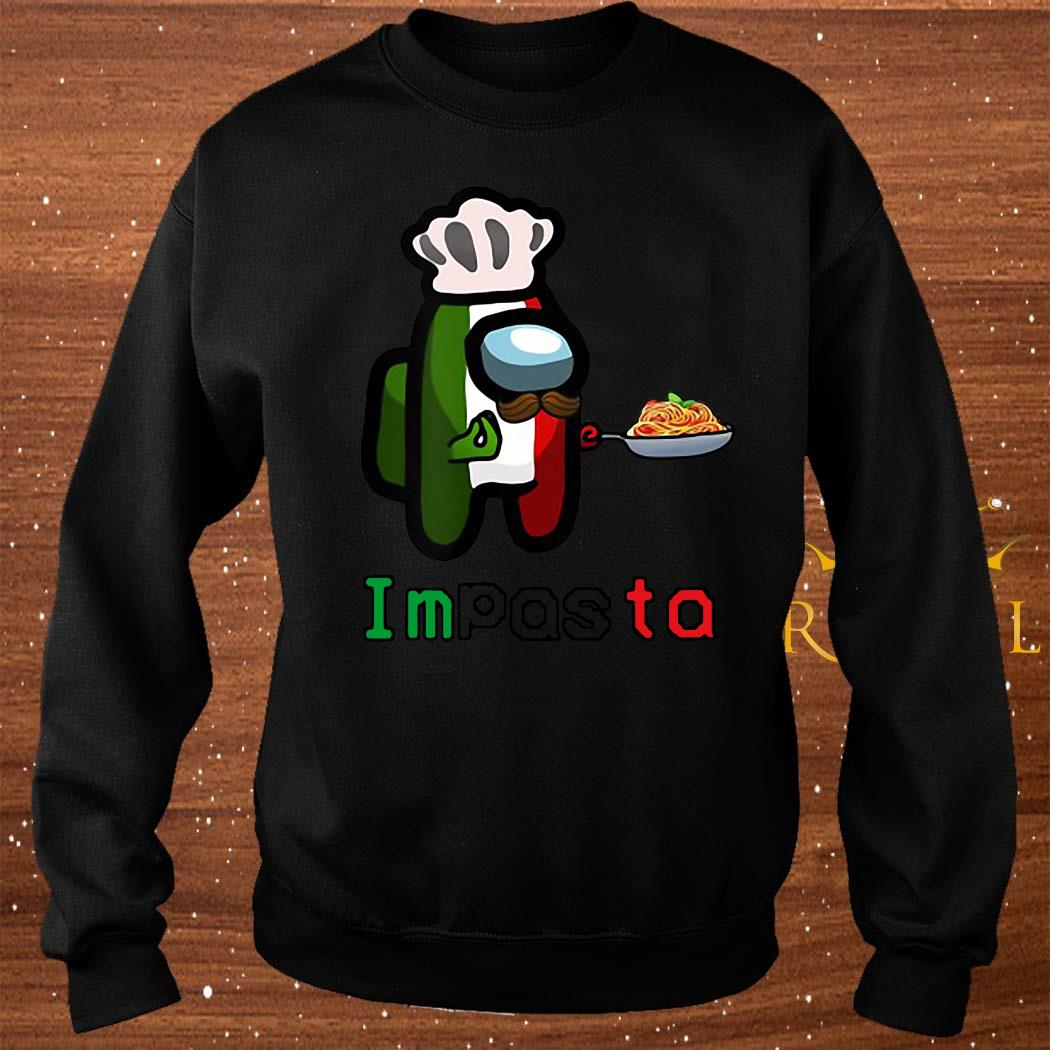 Impasta Italian Us Impostor Essential Shirt sweater