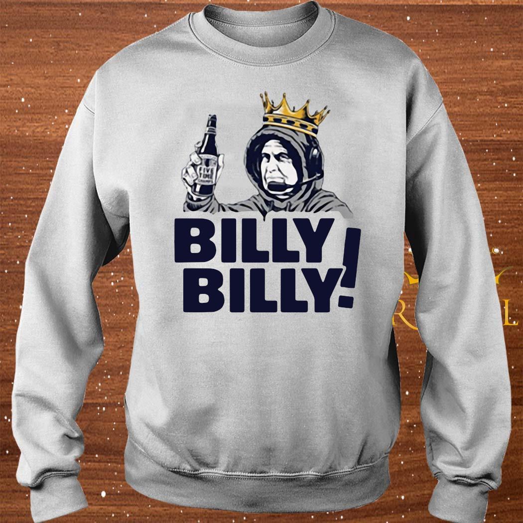 New England Patriots Bill Belichick Billy Billy Shirt sweater