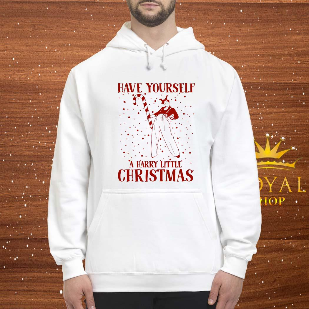 Have Yourself A Harry Little Christmas Shirt hoodie