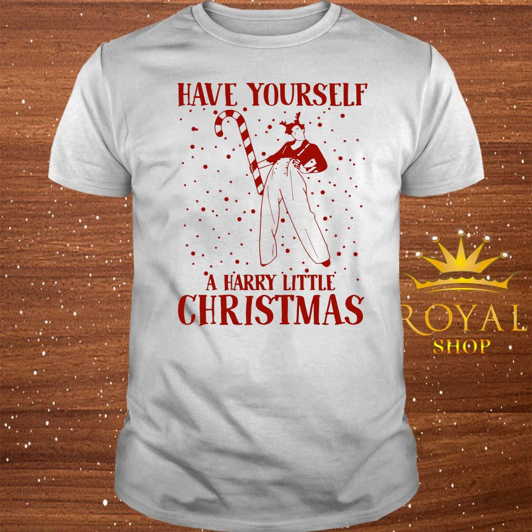 Have Yourself A Harry Little Christmas Shirt