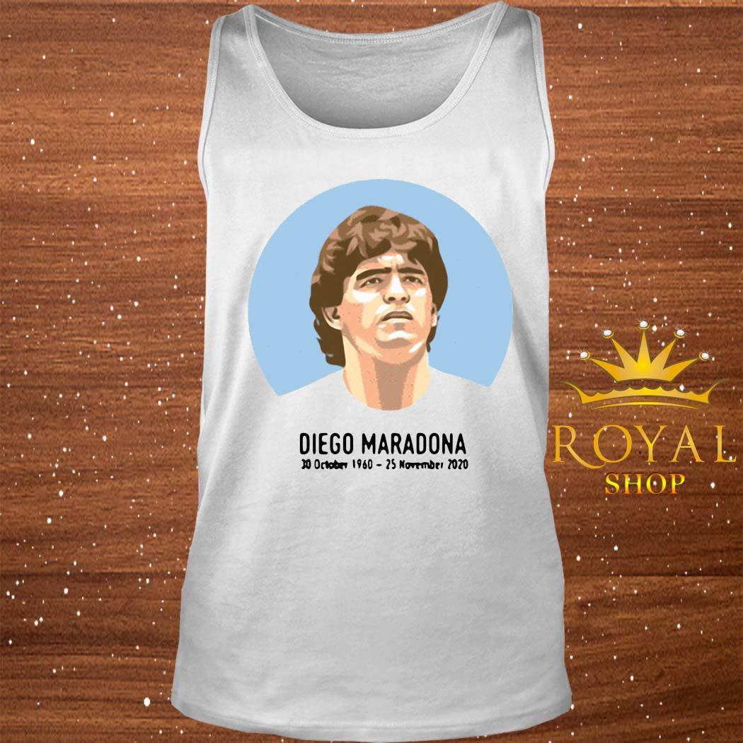 Legend Never Die Diego Maradona 1960-2020 Shirt tank-top