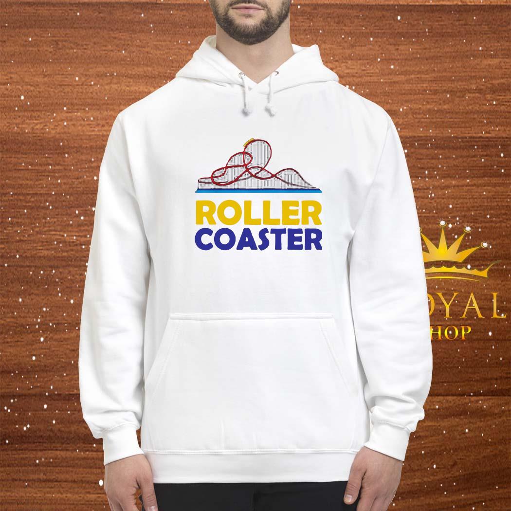 Rollercoaster Love Shirt hoodie