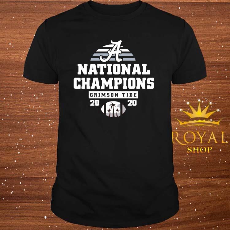 2020 Alabama National Championship Shirt