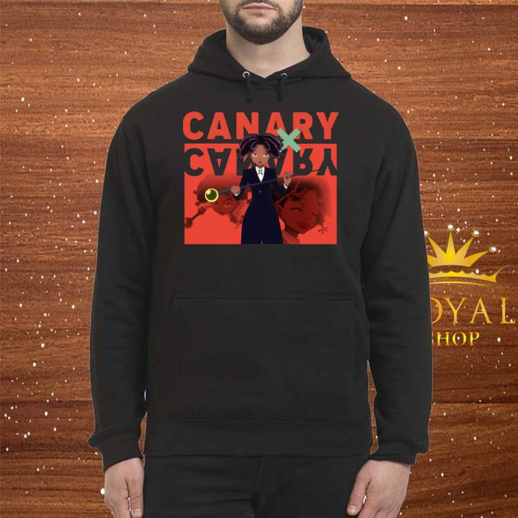 Canary Hunter Shirt Hoodie