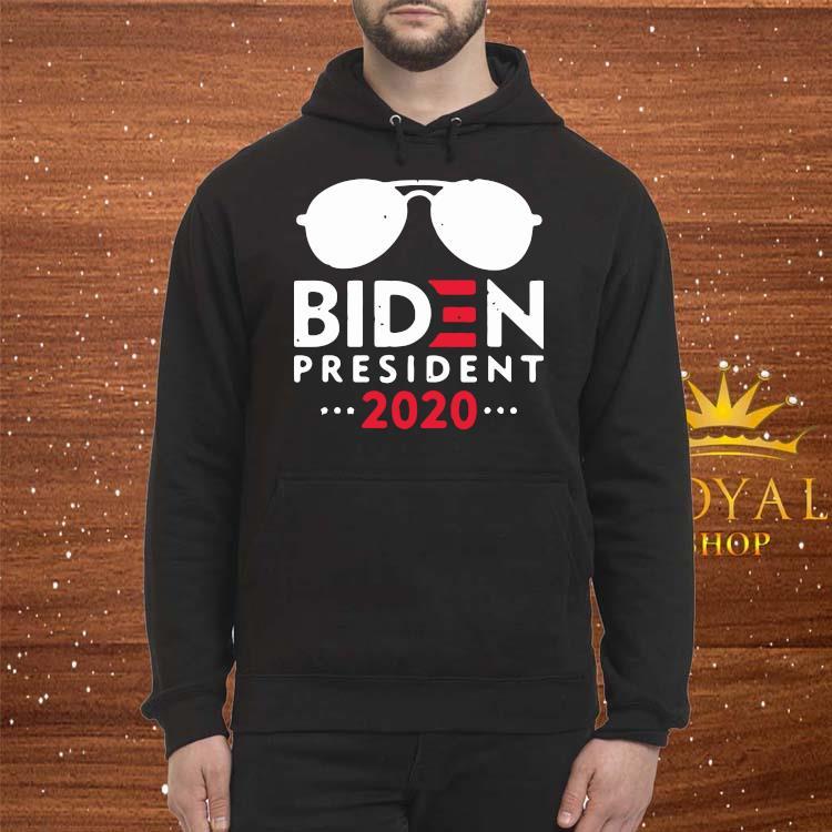 Joe Biden 2020 Vintage 46th Distressed Biden president 2020 Shirt Hoodie