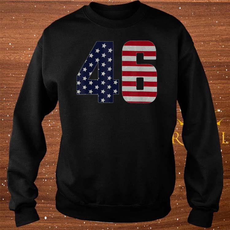 Joe Biden 46 Biden Kamala Harris 2020 Support Shirt sweater