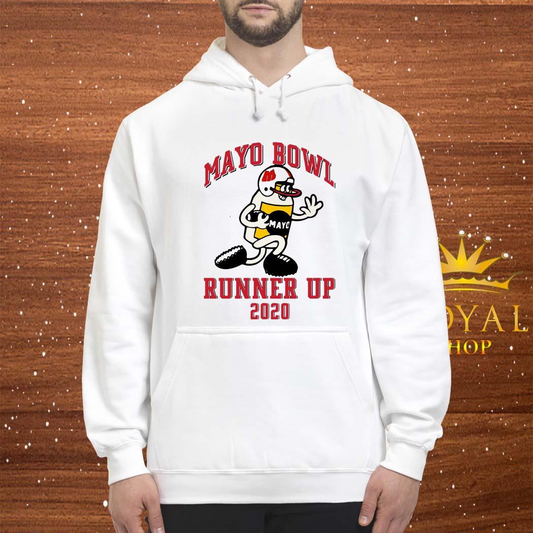 Mayo Bowl Runner Up 2020 Shirt hoodie