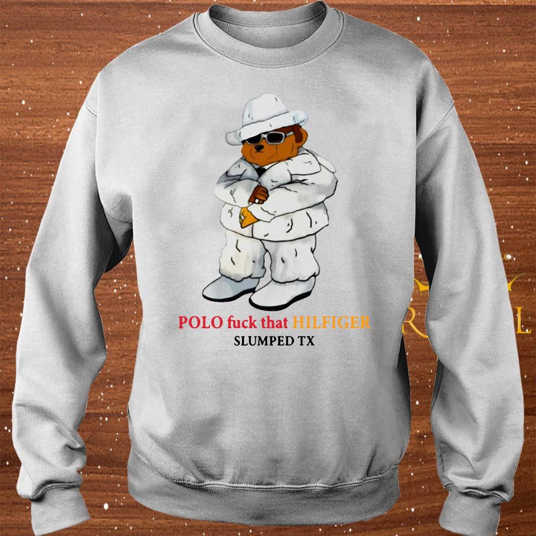 Polo Fuck That Hilfiger Shirt sweater