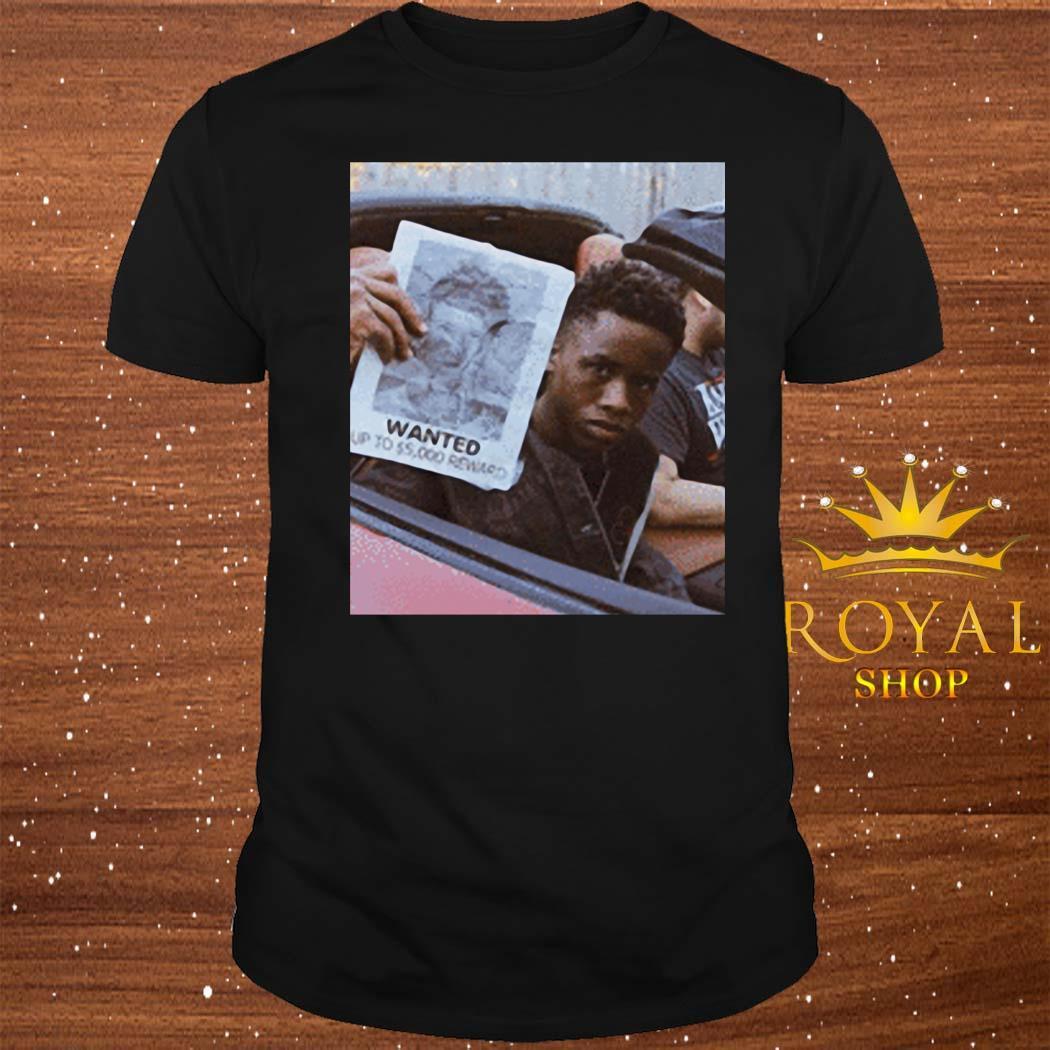 Tay K Wanted 2021 Shirt